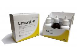 Latacryl-V (Латакрил-В) одноцветный комплект